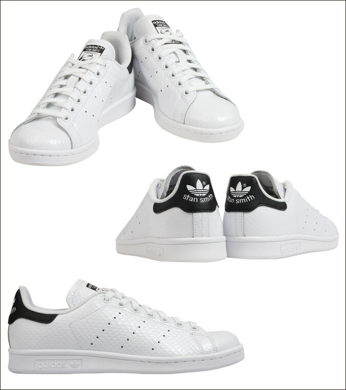 Adidas Stan Smith Women Black