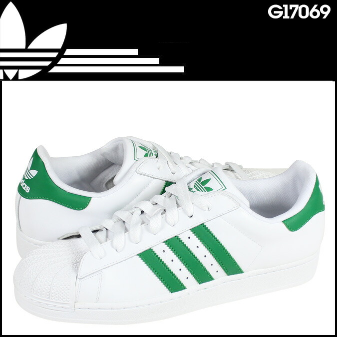 Adidas Originals White And Green