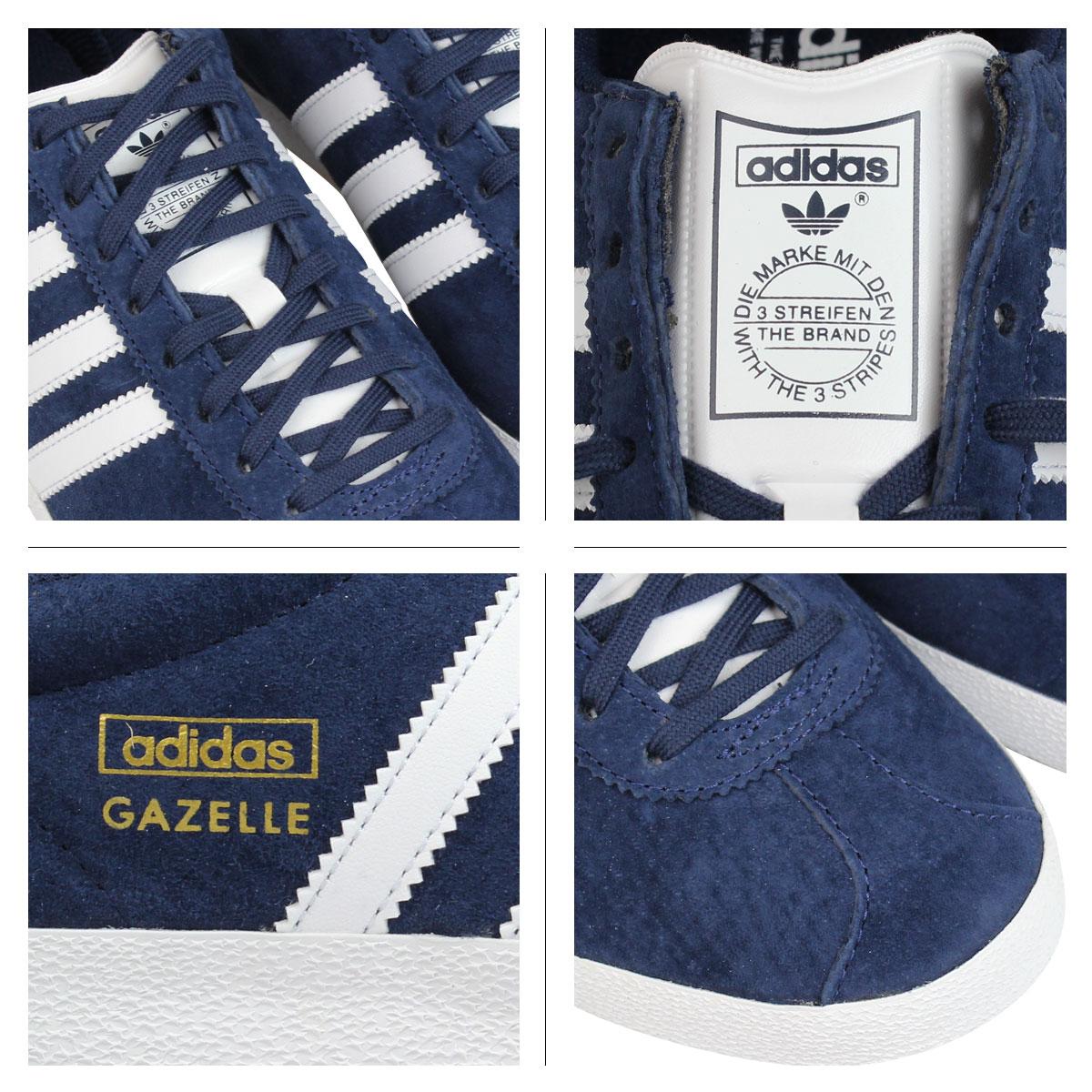 Adidas Originals Gazelle Og Indigo Sneakers