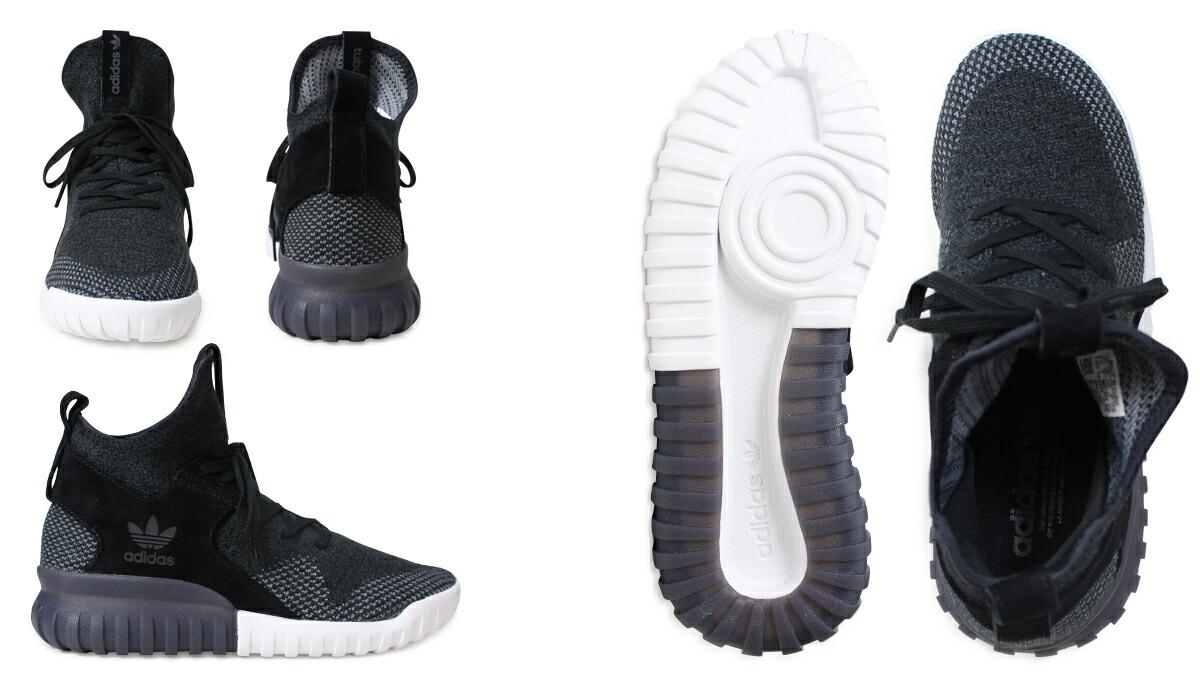 アディダス チュブラー adidas Originals スニーカー TUBULAR メンズ X PK LIMITED EDITION BB2379  BB2380 靴 ブラック グレー