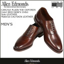 Allen Edmonds Allen Edmonds Carlisle plain to Oxford Shoes CARLYLE PLAIN-TOE OXFORDS D wise leather mens MADE IN USA 8833 Bob STRI [10 / 3 new in stock] [regular]