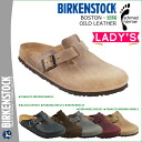 Birkenstock-BIRKENSTOCK Boston BOSTON [narrow width Reza] 4 color men's women's sandal unisex [regular] 02P13Jun14
