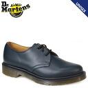 Dr. Martens 1461 3 Dr.Martens Hall shoes 3 EYE SHOE leather men's ladies R10078410 Navy unisex [3/28 new in stock] [regular]