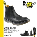 «Reservation products» «3 / 13 around stock» Dr. Martens Dr.Martens 2976 Chelsea boots Couleur CHELSEA BOOT leather men's R15271001 black [3 / 13 new stock] [regular] ★ ★