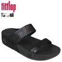 Fit flops FitFlop women's Lulu Slide Sandals SLIDE LULU SHIMMER SUEDE suede 506 3 colors [5 / 13 new stock] [regular] ★ ★