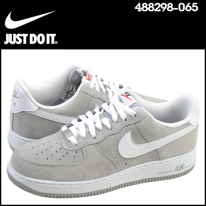 ... nike air force 1 low wolf grey white ...