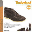 Timberland Timberland brasstown chukka boots BRASSTOWN CHUKKA BOOTS suede men's 5505A Brown [12 / 17 new in stock] [regular] ★ ★