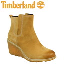 Point 2 x Timberland Timberland ladies Earthkeepers Amstel Chelsea boots WOMEN's EK AMSTON CHELSEA W wise nubuck 8254A wheat Couleur [7 / 2 new stock] [regular] ★ ★