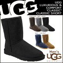 ★ 32% ★ UGG UGG mens classic Sheepskin boots 5800 MENS CLASSIC 2013 FALL new Mouton Sheepskin
