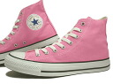 ( converse ) CONVERSE all star HI pink fs3gm