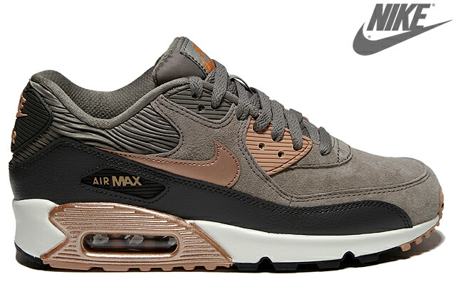 Nike Air Max 90 Womens Brown