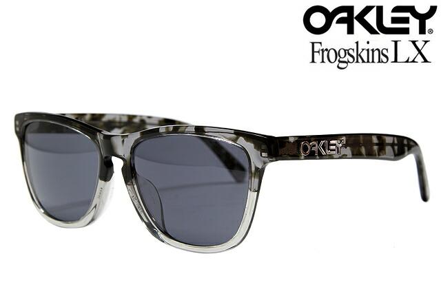 Oakley Frogskins Lx Grey Tortoise