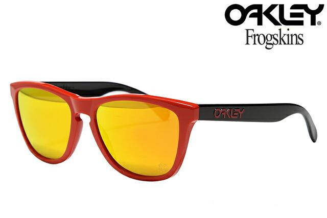 Oakley Heritage Frogskins