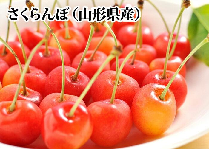 さくらんぼ(山形県産)