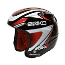 BRIKO (brico) ROOKIE J junior boys girls helmet 013216J-11 A7 (Black Racing) 02P28oct13
