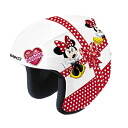 100,087-11 BRIKO( yellowtail co-) helmet ROOKIE WD youth (Boys girls) F065(Minnie)