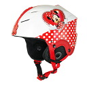 100,089-11 BRIKO( yellowtail co-) helmet POCKET WD kids (toddler) F065(Minnie)