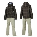 ONYONE( On Yo Ne) Lady's ski suit Lady's RUS84903 189187(BROWN/BEIGE)02P28oct13