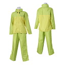 ONYONE( On Yo Ne) OnRidge Lady's rainsuit Lady's OGS83101 312333 (light green )02P30Nov13)