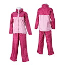 ONYONE( On Yo Ne) OnRidge Lady's rainsuit Lady's OGS83101 960963 (pink )02P28oct13)