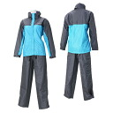 ONYONE( On Yo Ne) OnRidge Lady's rainsuit Lady's OGS84001 613006 (sax / gray )02P30Nov13)