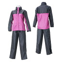 ONYONE( On Yo Ne) OnRidge Lady's rainsuit Lady's OGS84001 952006 (pink / gray )02P28oct13)