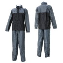 ONYONE( On Yo Ne) OnRidge men rainsuit men OGS94000 009007 (black / charcoal gray )02P28oct13)