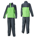 ONYONE( On Yo Ne) OnRidge men rainsuit men OGS94000 375007 (lime / charcoal gray )02P28oct13)