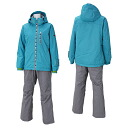 12-13 rush air Lady's skiwear On Yo Ne skiwear RUS85012 553003(MINT/GRAY)02P30Nov13