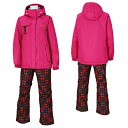 Rush Air レディーススキーウェア ONYONE for women cost performance to excellent capabilities enhance skiwear RUS85NT1 954056P (pink/red) 02P28oct13