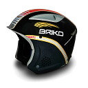 100,351-13 BRIKO( yellowtail co-) PH.X SL Snow helmet men gap Dis F037(DOWNHILL)