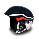 100,355-13 BRIKO( yellowtail co-) BOOM EVO Snow helmet men gap Dis F366(BLUE WHITE RED)