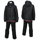 On Yo Ne Rush Air Lady's skiwear RUS86012 009P008(BLACK/CHARCOAL)02P01Jun14