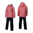 ONYONE (onion) reseda ladies ski RES87001 056P009 (RED/BLACK)