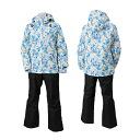 ONYONE( On Yo Ne) Rush Air Lady's skiwear RUS87021 663P008(BLUE/CHARCOAL)