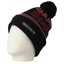 Descente (Descente) men's knit cap DKC-3211 DNV( dark navy )02P02Mar14