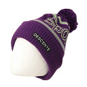 Descente (Descente) men's knit cap DKC-3211 GRP( grape )02P01Jun14