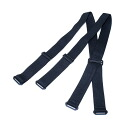 ONYONE for ski pants suspenders ONYONE ONA91099 009 onion mens ladies suspenders (black) 02P28oct13