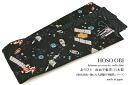 OBI tips of how to Roman black space floral polka dot yukata belt brand 半巾 band Japan made