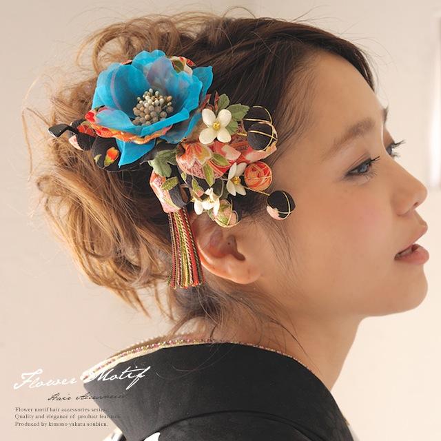 Kimono Hair Accessory