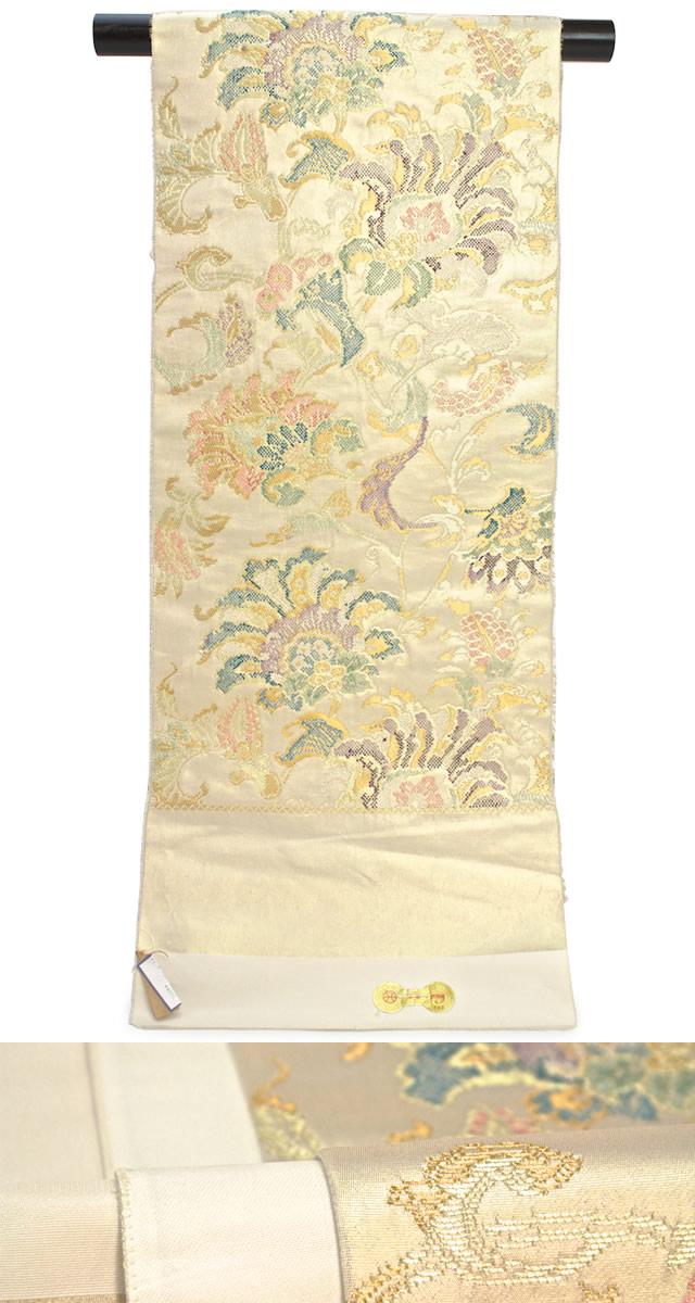 京都西陣織のフォーマル袋帯