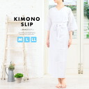 Arrival at kimono slip fair skin under-petticoat one piece type underwear dressing petty person petty person in Japanese dress in Japanese dress
