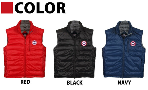 canada goose vest for men black 001
