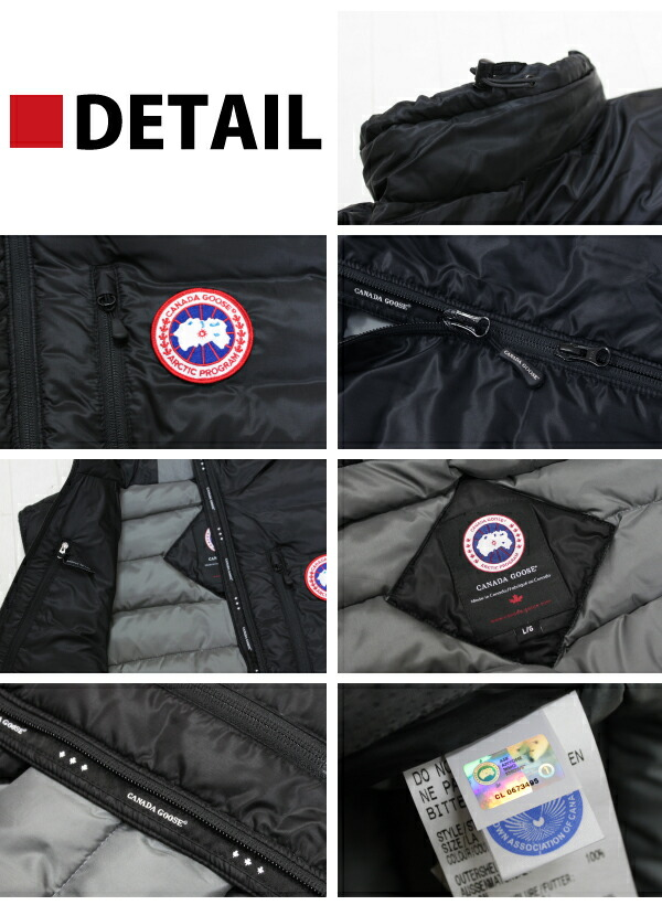 lodge vest canada goose price