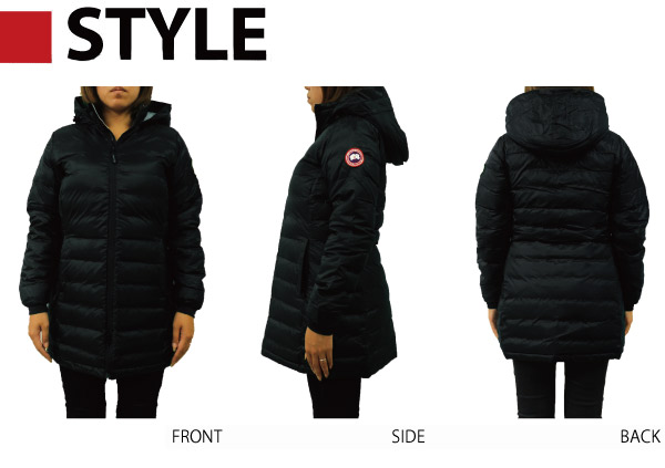 canada goose camp hooded coat