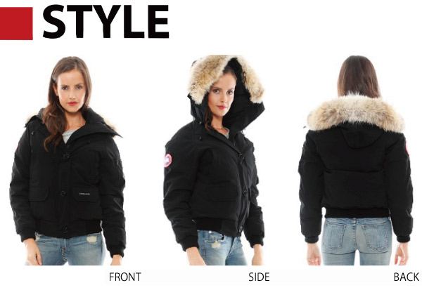 how can you tell a fake canada goose coat