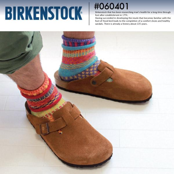 birkenstock ボストン サンダ