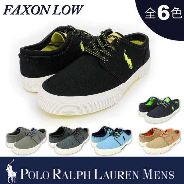 �ݥ� ���ե?��� ��� POLO Ralph Lauren MEN'S �?���åȥ��ˡ����� �ե�������? FAXSON LOW SK VLC �졼�����åץ��塼�� �����Х� �إ��� �ݥˡ� (816507895 816589543)
