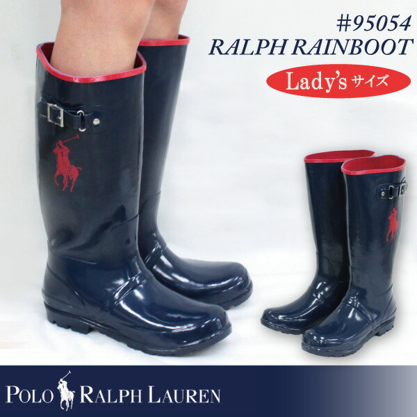 Perfect Polo Rain Boots For Women - Yu Boots