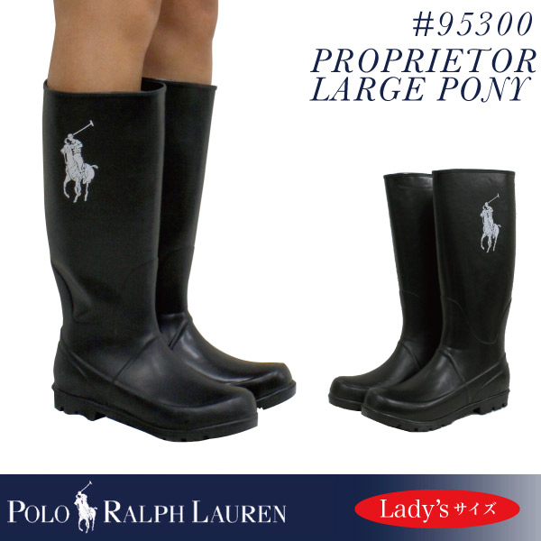 Polo Rain Boots Womens - Boot Hto